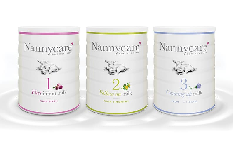 Nanny care Milk products